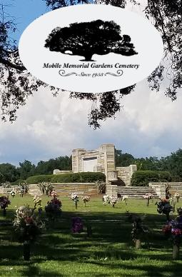 , Beverly Star Edmonds, Mobile Memorial Gardens Cemetery