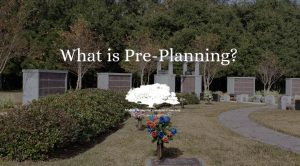 What is Pre-Planning?