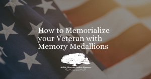 Memory Medallion Blog