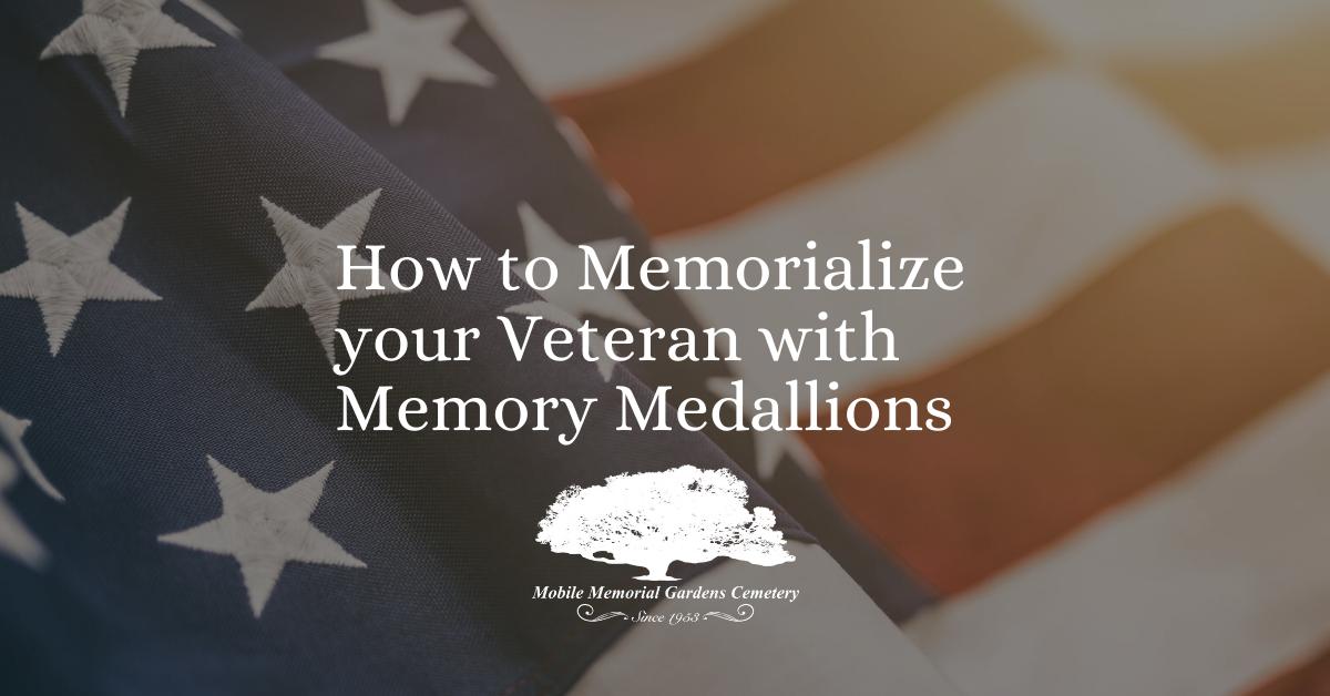 Memory Medallion Blog