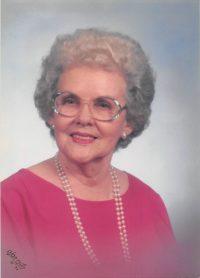 Doris Crenshaw